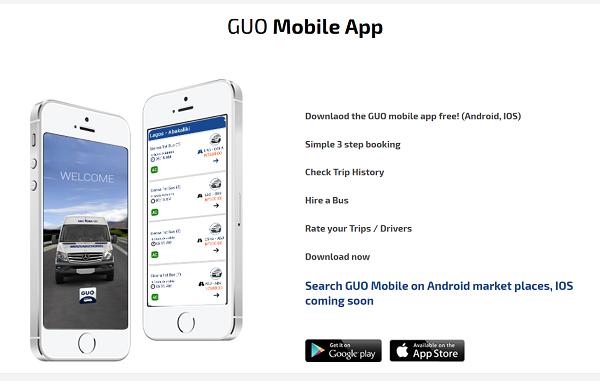 GUO-transport-mobile-app-advert