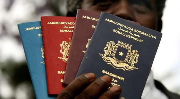 Somali-passport