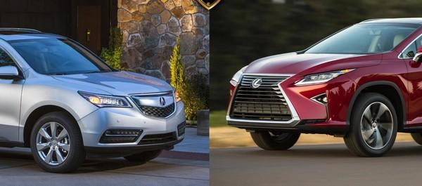 Acura-MDX-vs-Lexus-RX