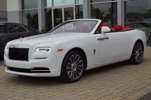 White-Rolls Royce-Dawn