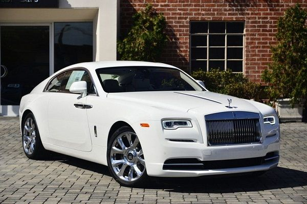 white-Rolls Royce-Wraith