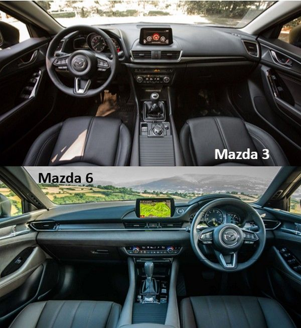 Mazda 3 Vs 6 >> Expert Car Compare Mazda 3 Vs Mazda 6 In Nigerian Used Car