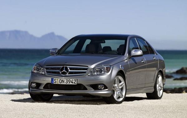 2007-Mercedes-Benz-C200