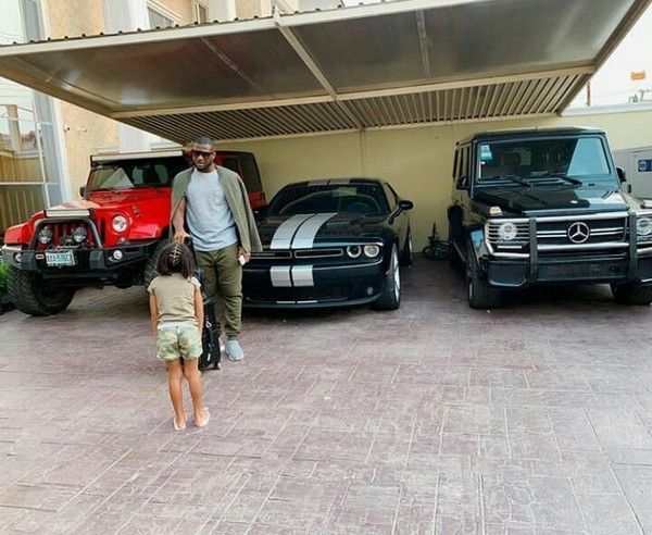 Peter-Okoye-car-fleet