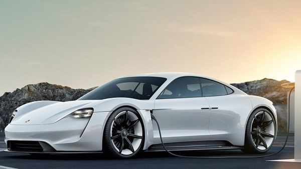 a-Tesla-car