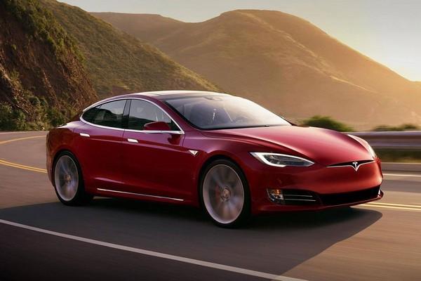 a-Tesla-product