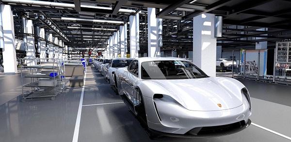 Porsche-Taycan-on-assembly-line