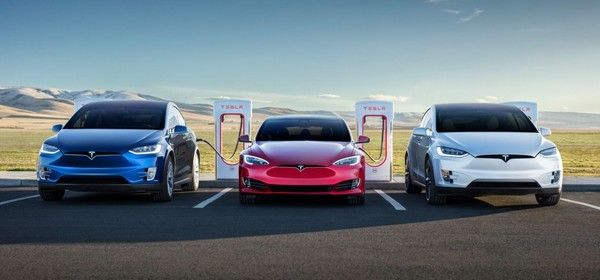 Tesla-electric-cars