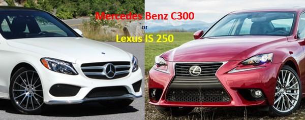 Lexus-IS-250-vs-Mercedes-Benz-C300