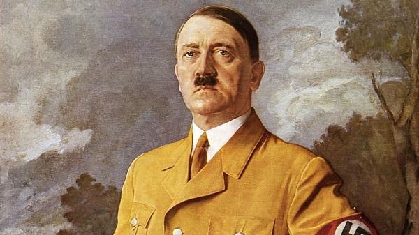 Adolf-Hitler-portrait-painting