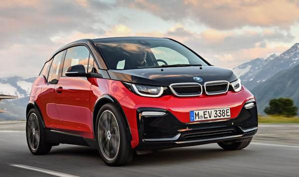 BMW-i3-electric