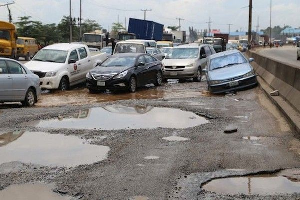 Lagos-road-with-pothole
