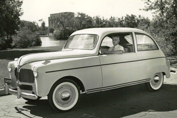 Henry-Ford-soybean-car