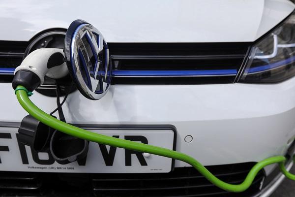 Volkswagen-electric-charging