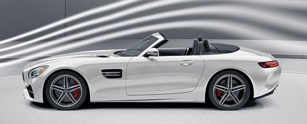 Mercedes-AMG-car
