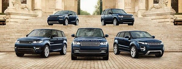 a-Range-Rover-car-fleet