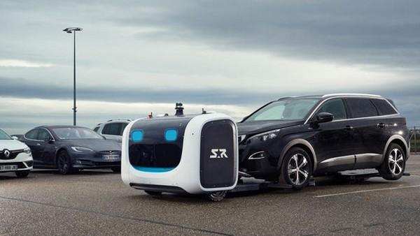 Stanley-robot-parking-car