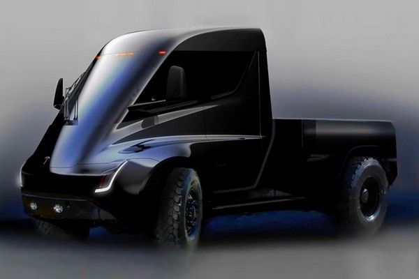 Tesla-cyber-pickup-truck