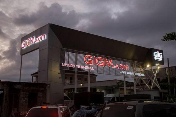 GIGM-terminal