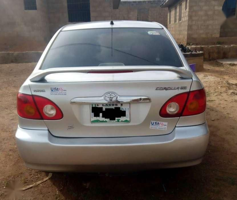 TINTED TOYOTA COROLLA 2004 FOR SALE