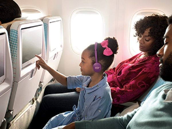 Family-on-a-plane