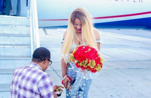 proposal-at-lagos-airport