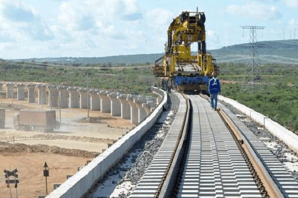 a-rail-track-under-construction