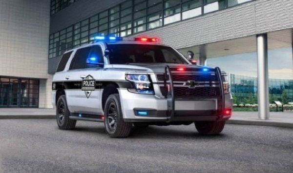 Special-bumpers-on-police-vehicle