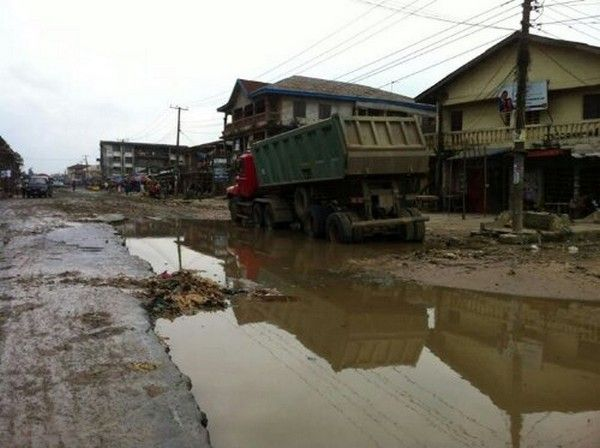 Abia-road-potholes