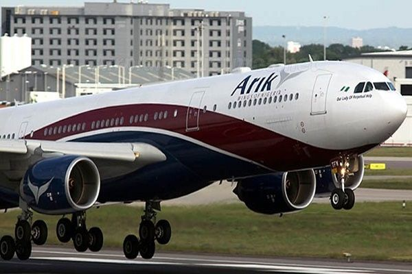an-arik-airplane-about-to-take-off