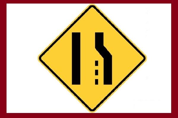 Lane-Merge-Left-sign
