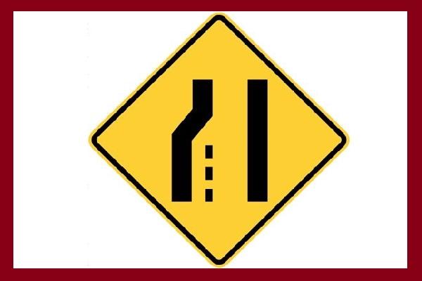 Lane-Merge-Right-sign