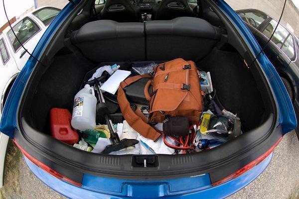 junks-in-a-car's-trunk