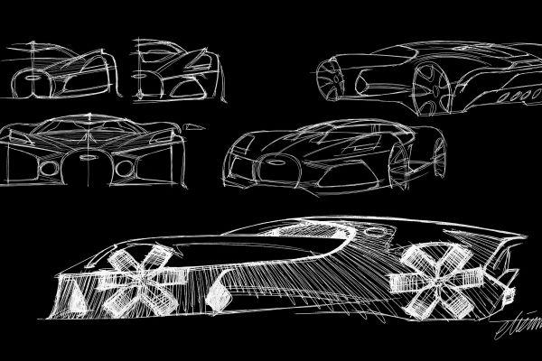 schematics-of-Bugatti-La-Voiture-Noire