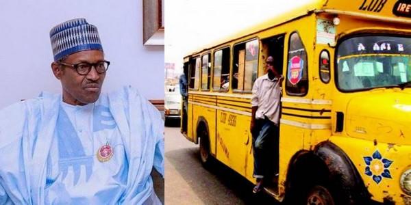 president-Buhari-and-bus-conductor