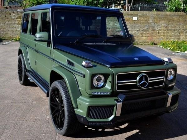 Nigeria-army-green-color