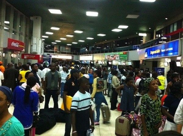 passengers-at-Nigerian-airport