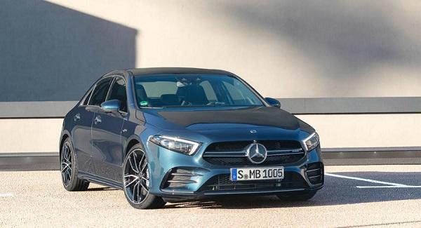 Mercedes-AMG-A35-Saloon