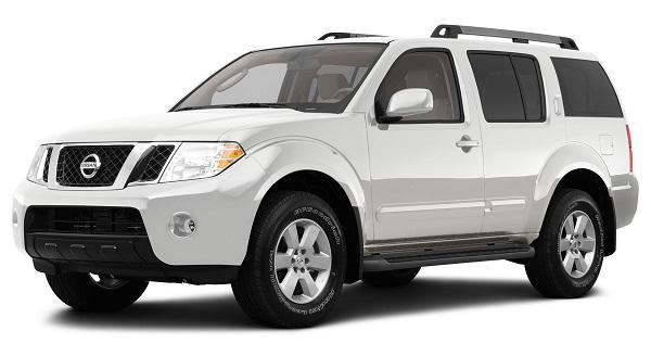 Nissan-Pathfinder-SUV