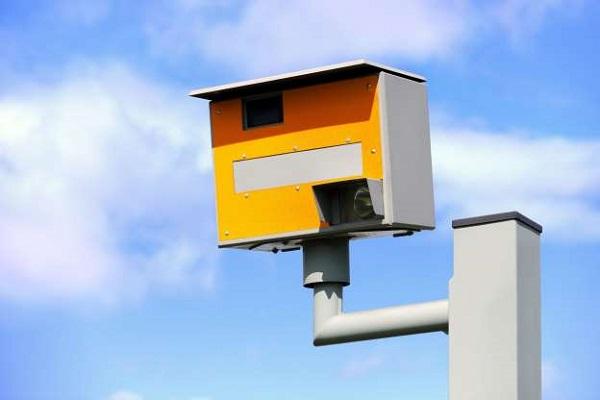 image-of-street-camera-for-overspeeding