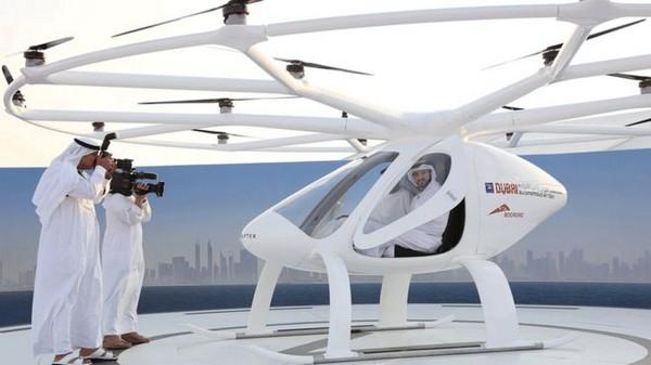 Dubai-drone-taxi