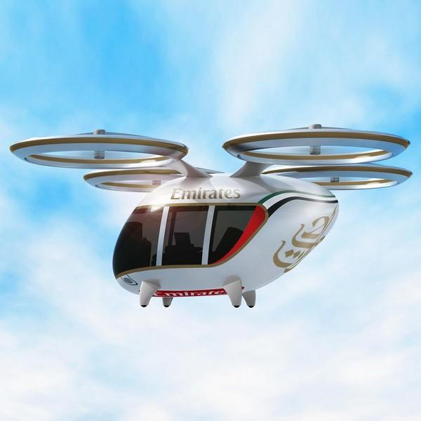 Emirates-drone