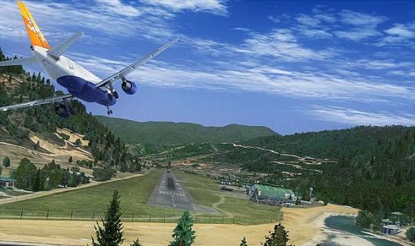 image-of-paro-airport-runway