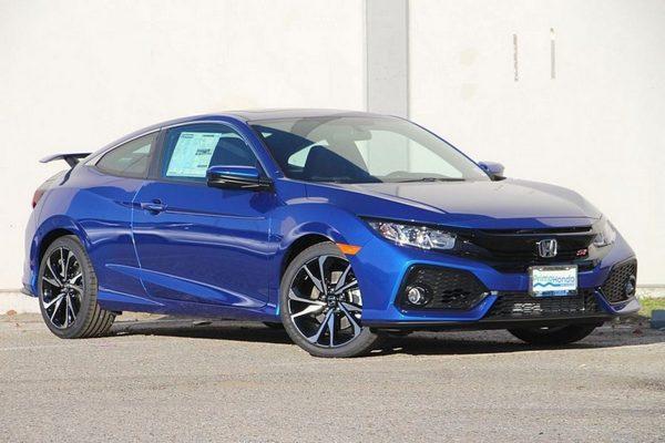 Blue-2019-Honda-Civic-manual