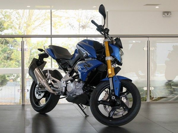 BMW-motorcycle