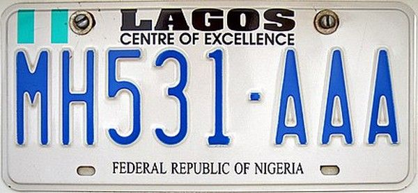 Lagos-number-plate
