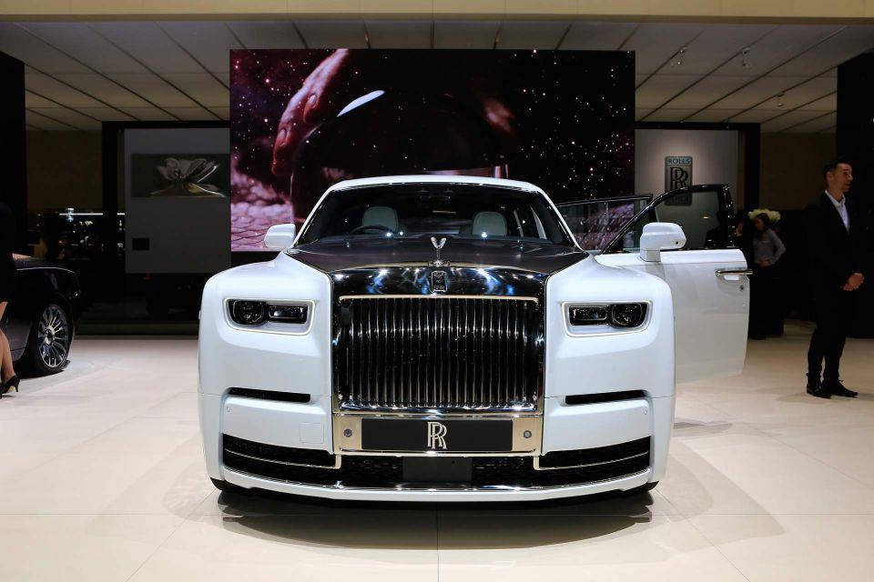 2019 Rolls-Royce Phantom Tranquility