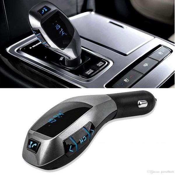Bluetooth-wireless-FM-transmitter