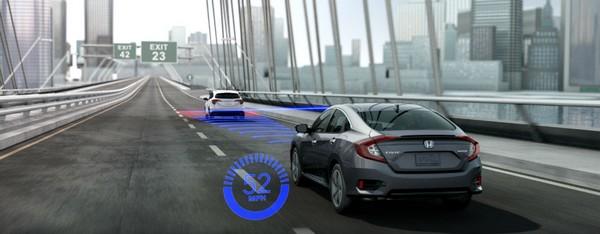 Honda-adaptive-cruise-control-safety-feature