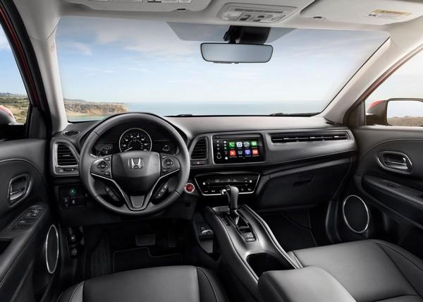 2019-Honda-HR-V-interior